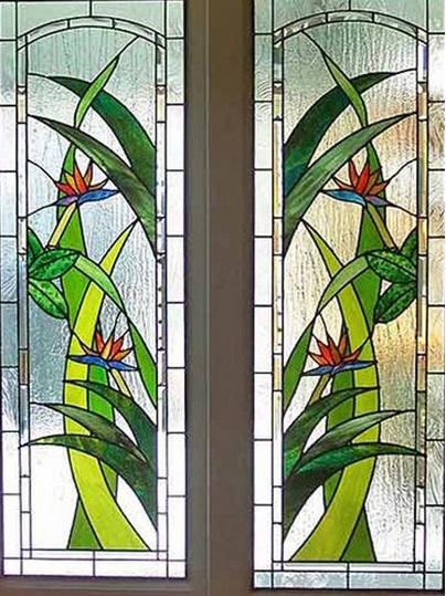 vitralii moderne