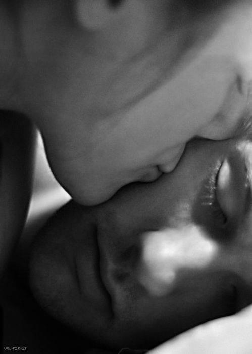 sarut de noapte buna